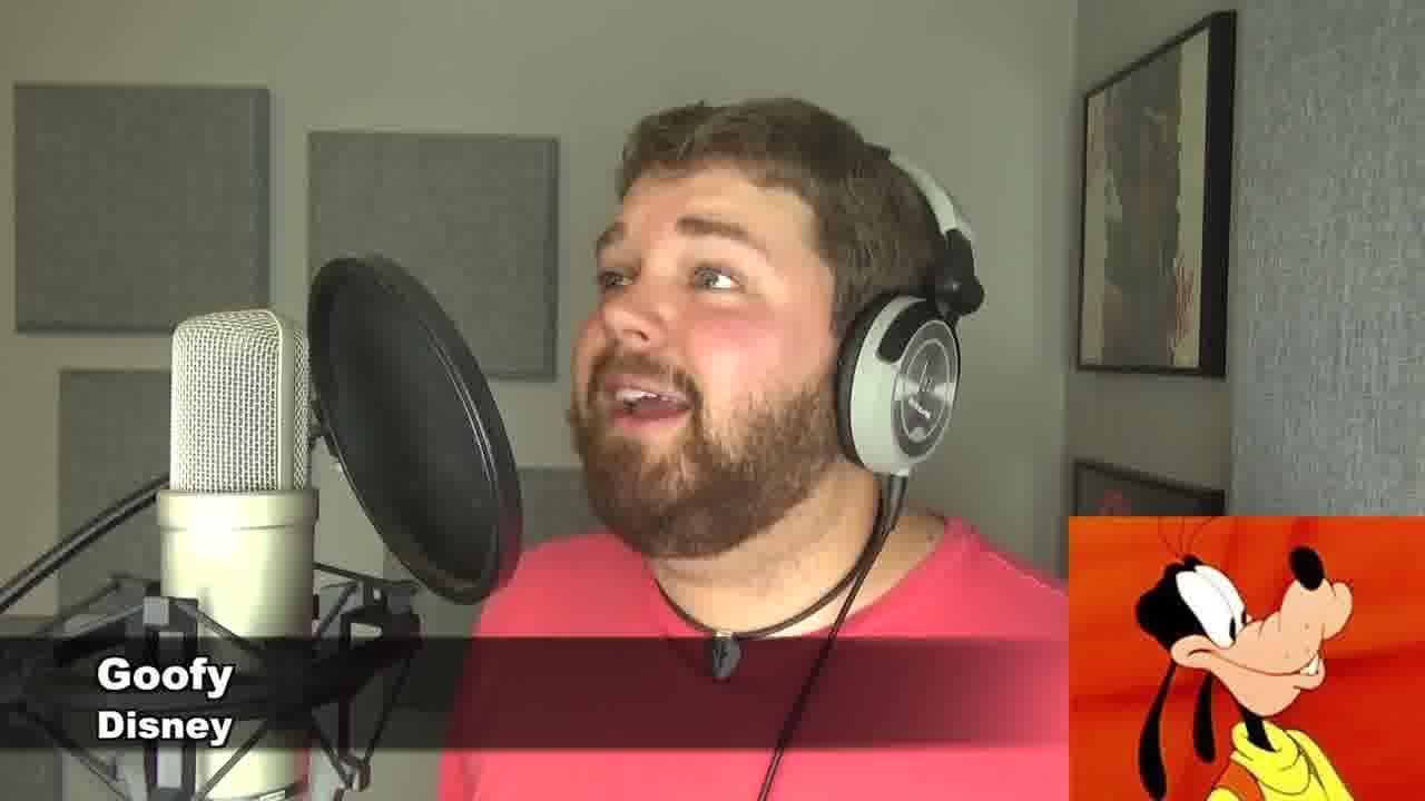 voice impressions