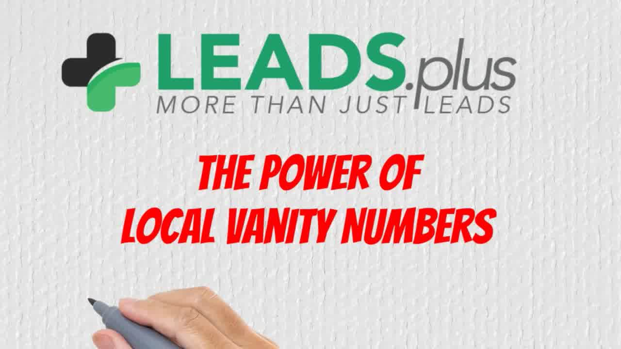 Local Vanity Phone Number Search