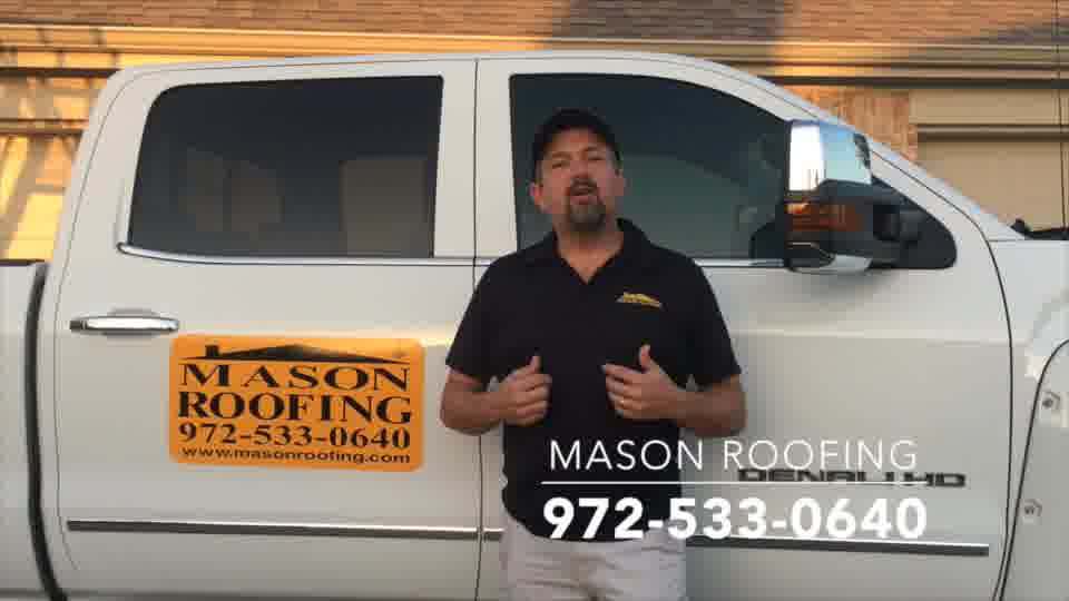 best roofers for hail damage repair in Frisco Texas