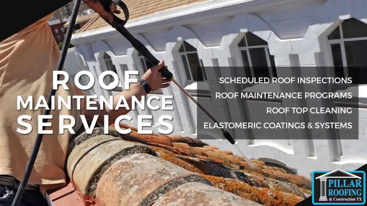 commercial roofing and reproofing dallas fort worth