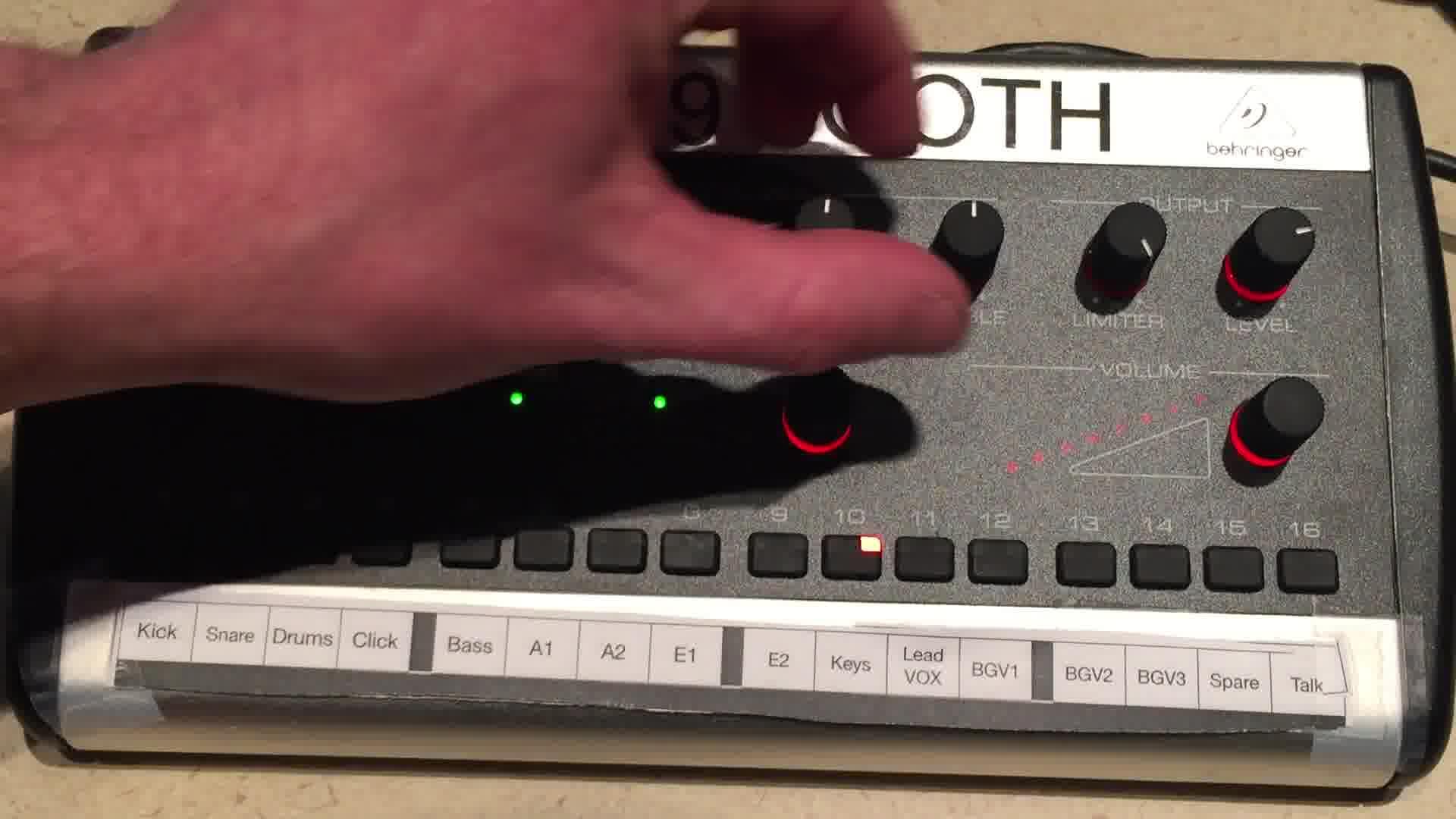 audio monitors