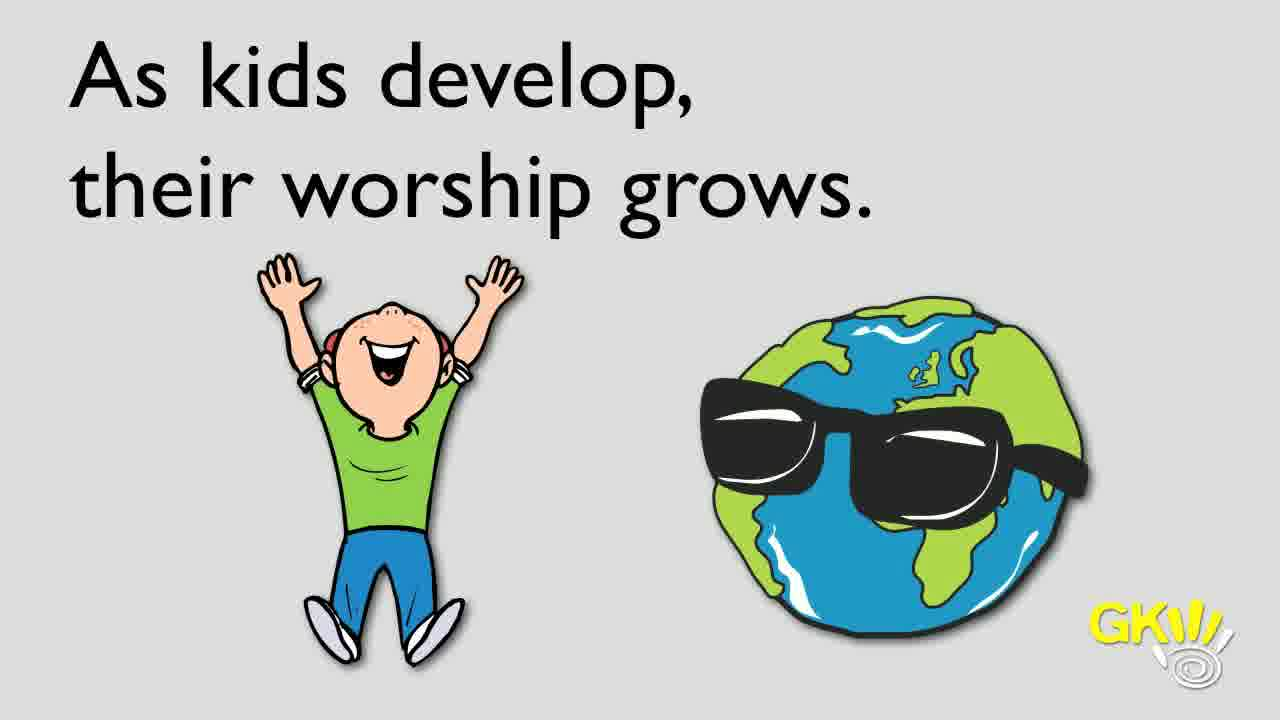 simple worship for children