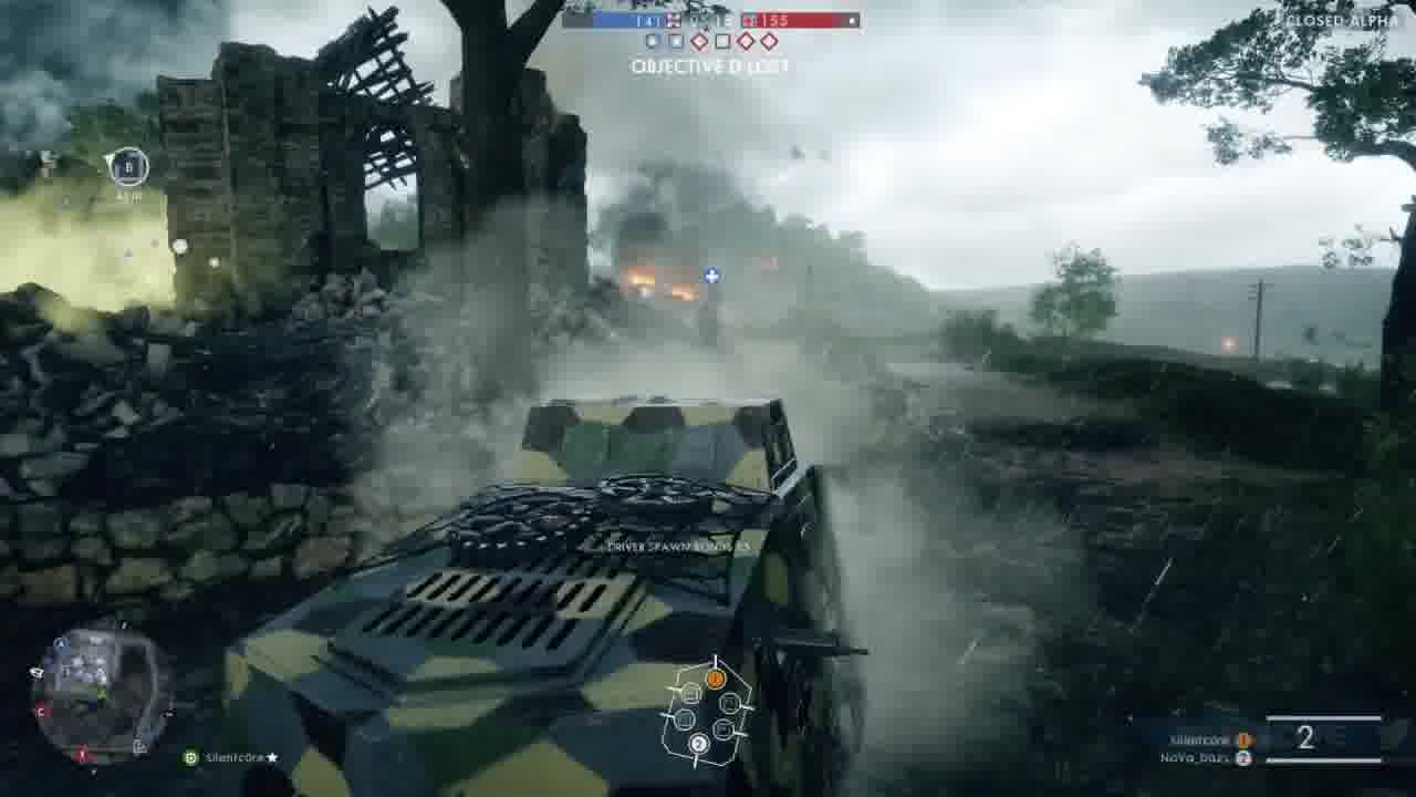battlefield 1 support
