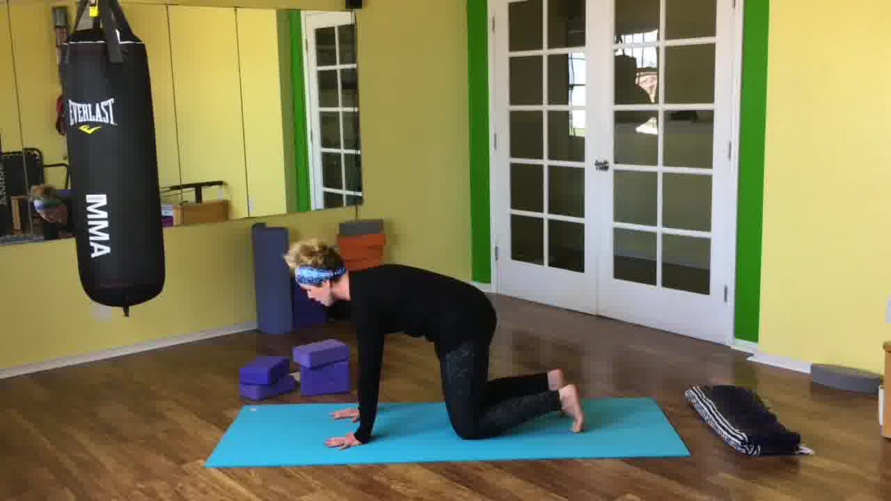 easy do yoga with Ursula