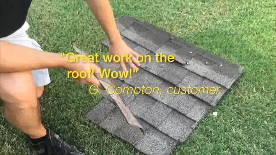 roof damage in north texas