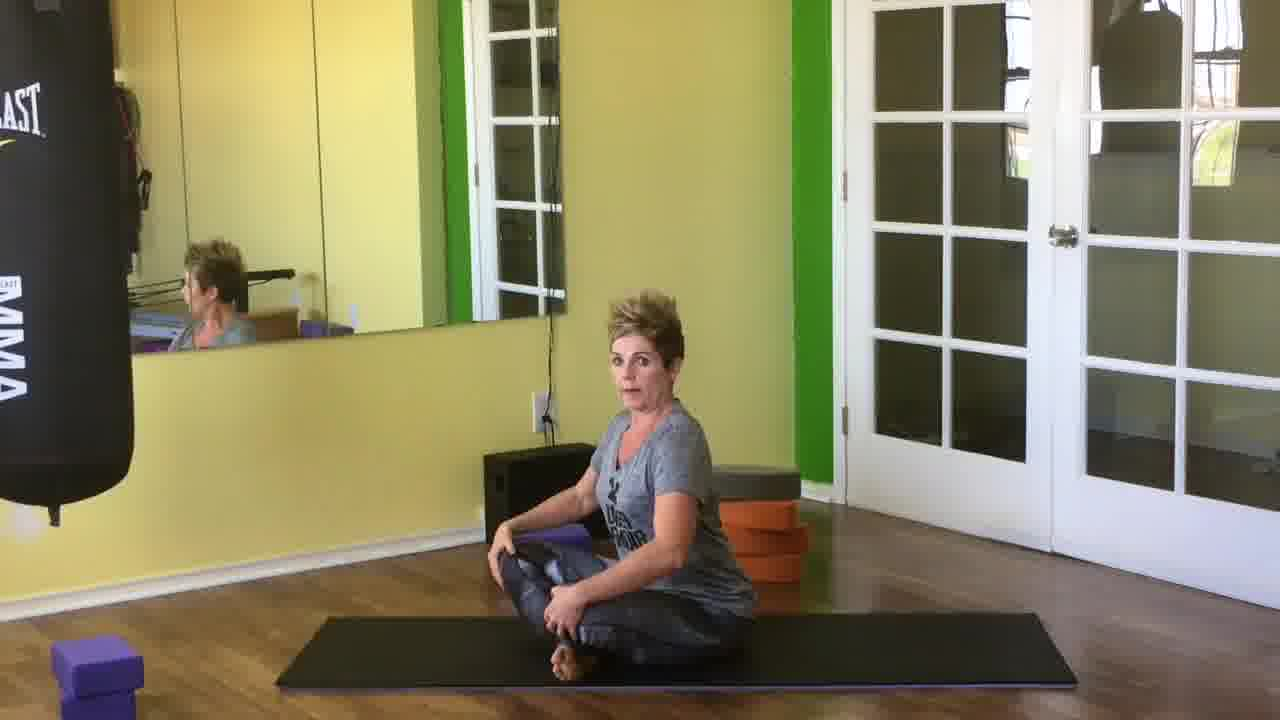 short yoga sequence