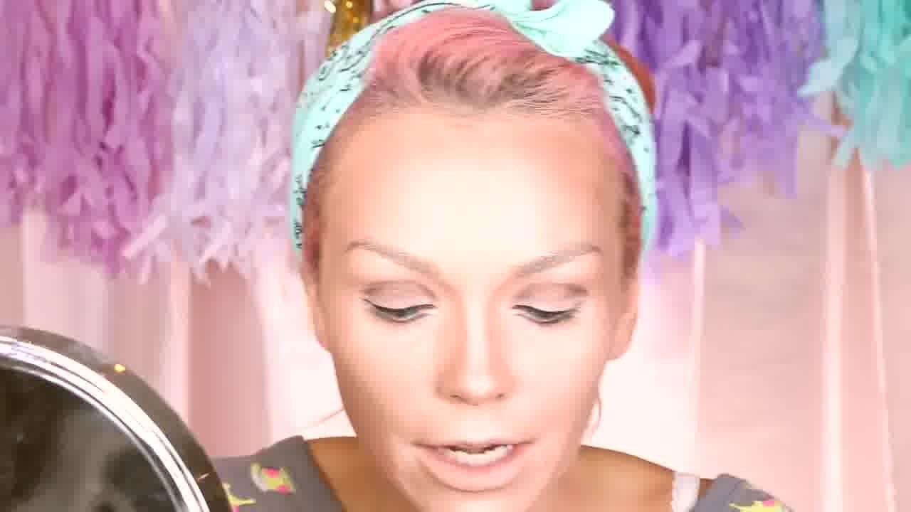 Barbie doll transformation