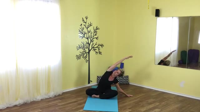 stretch your body with yoga