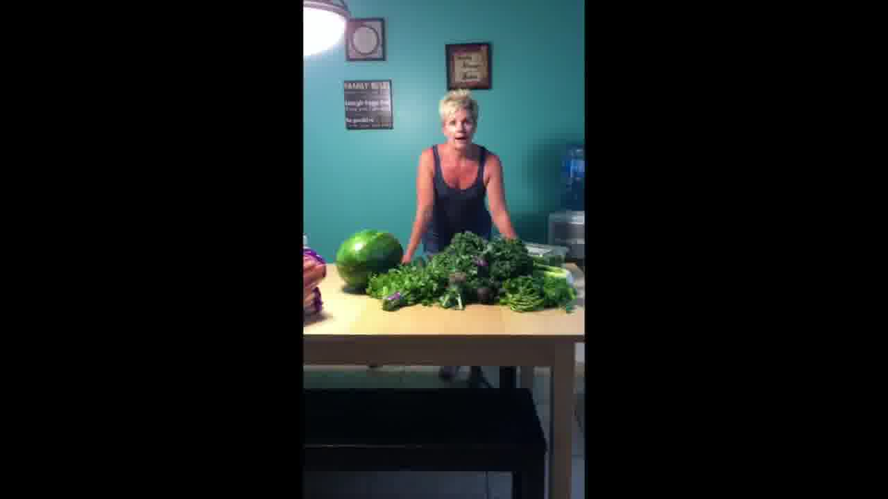 juicing for weigh tloss