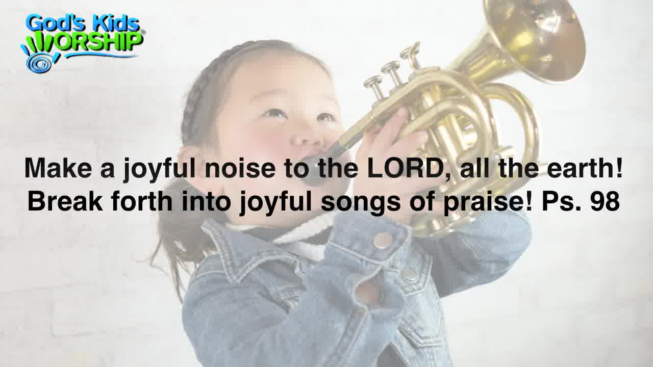 praise music for children