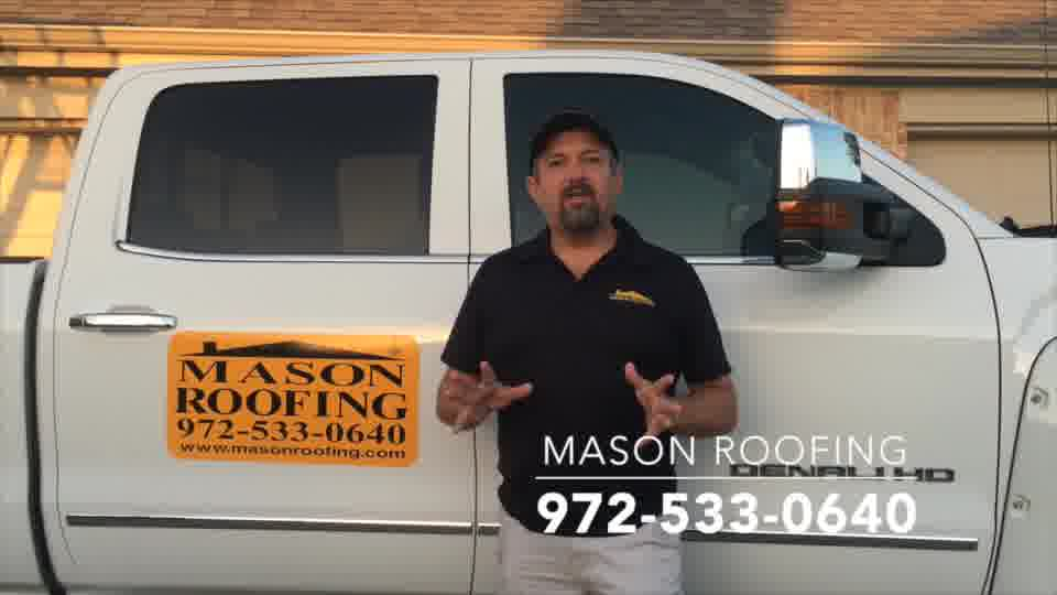 best roofer for hail damage repair in frisco texas