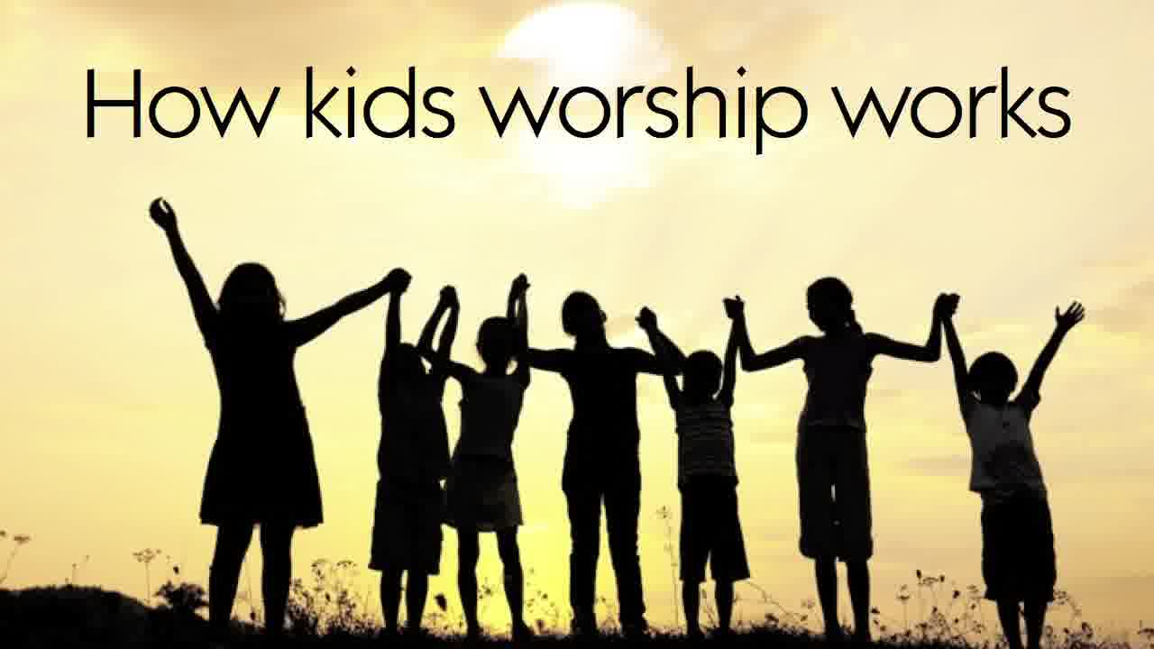 songs for kids worship