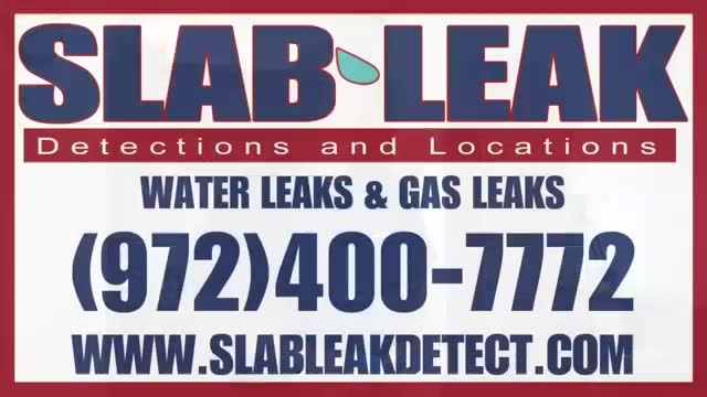 Slab Leak Detection Royse City