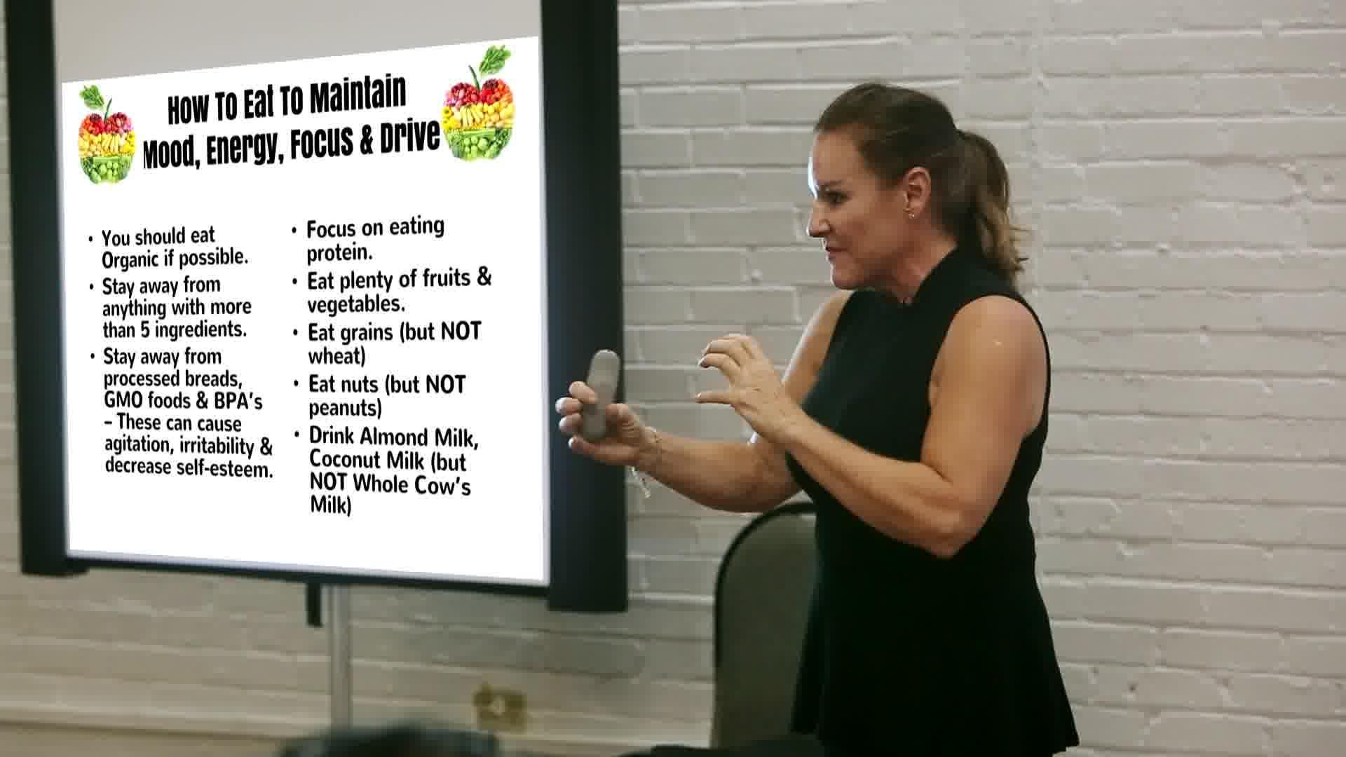 Optimum Nutrition for Brain Health