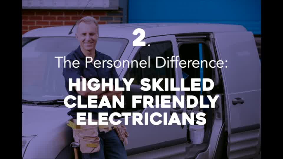 certified electrician in Indianapolis