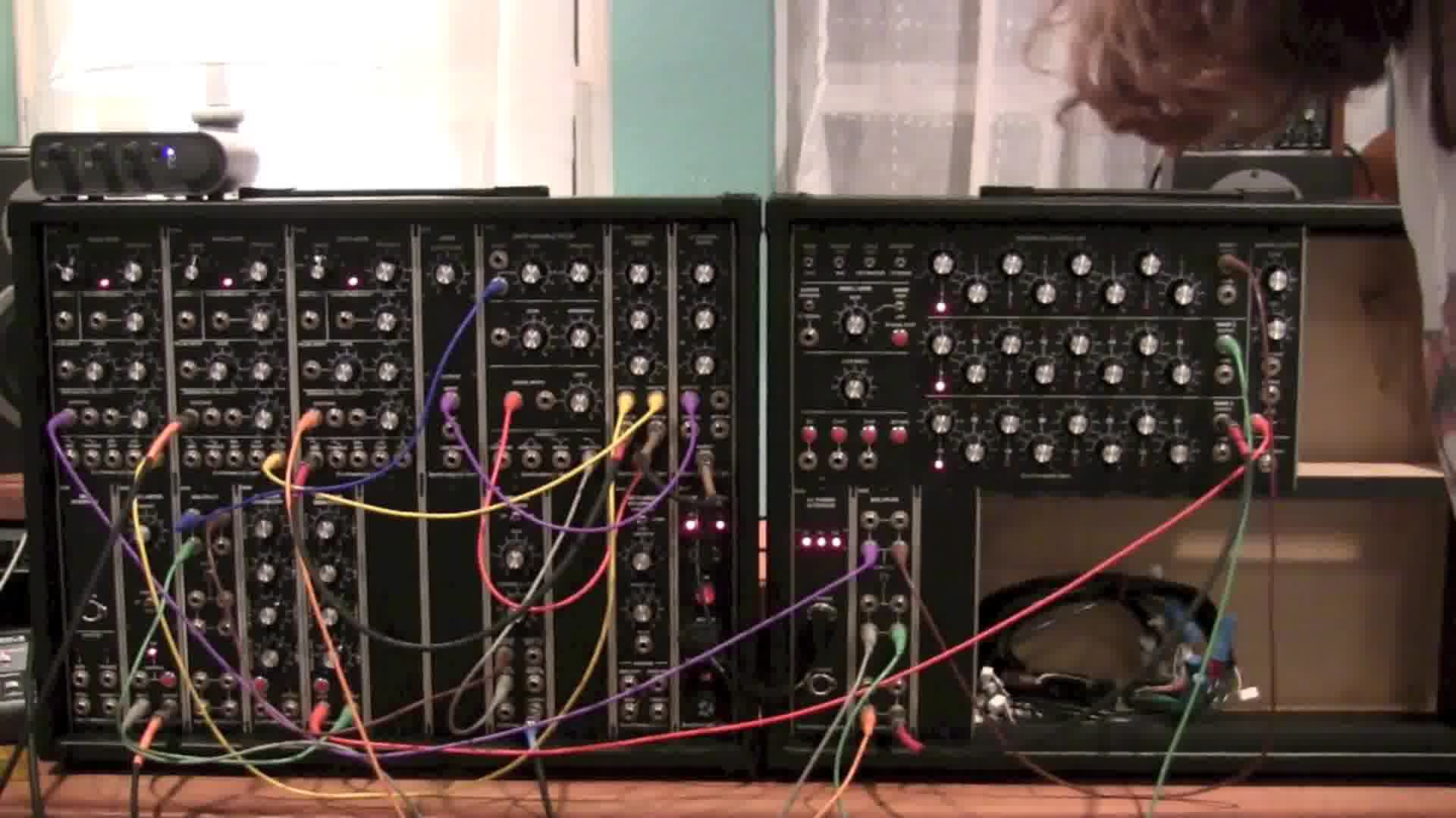 Muchosuavo Synth Jam