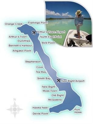 cat island bahamas airport