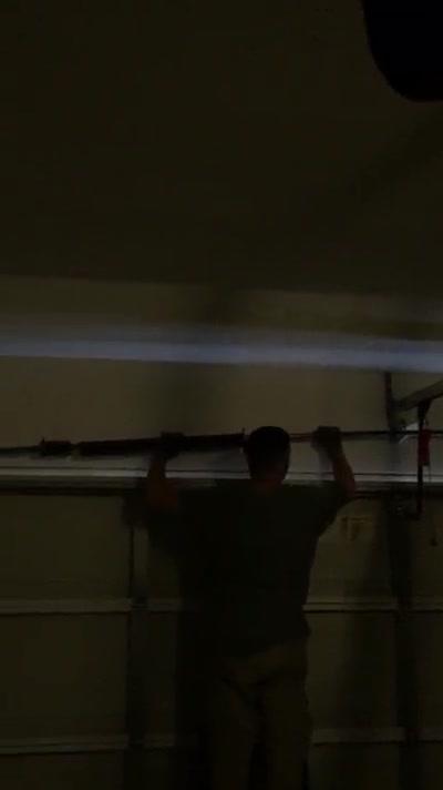 Garage door repair Rockwall