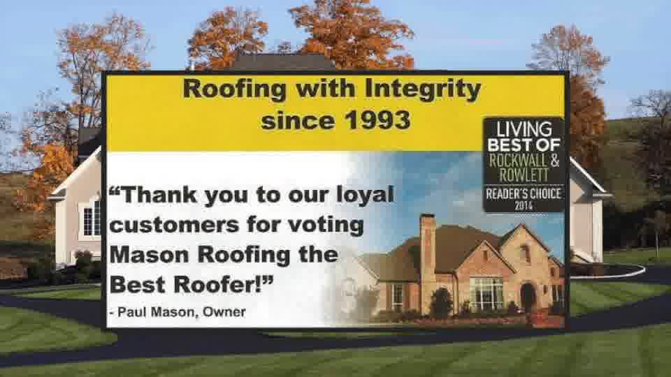 roofing installation and repair in rowlett tx