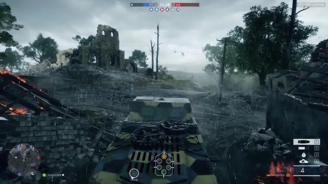 battlefield 1 scout