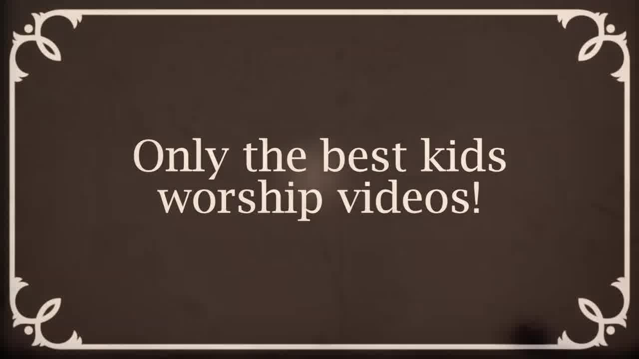 childrens worship