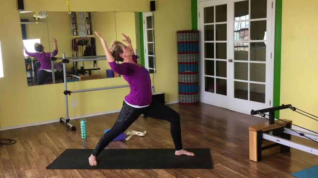 easy do yoga with Ursula