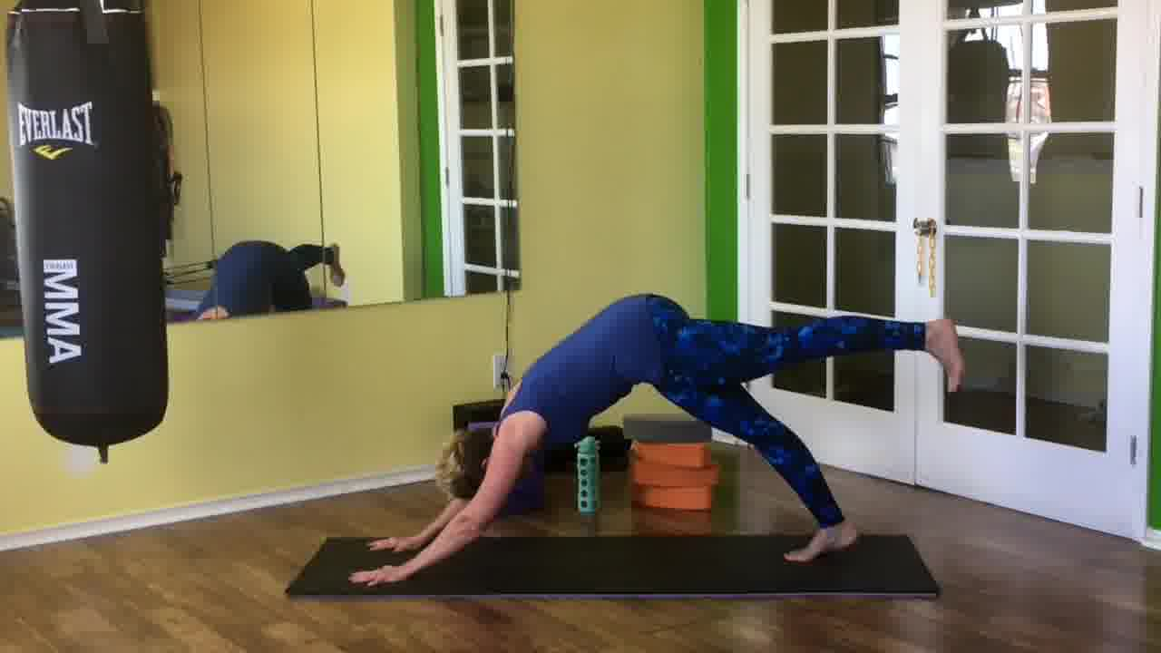christ centered yoga