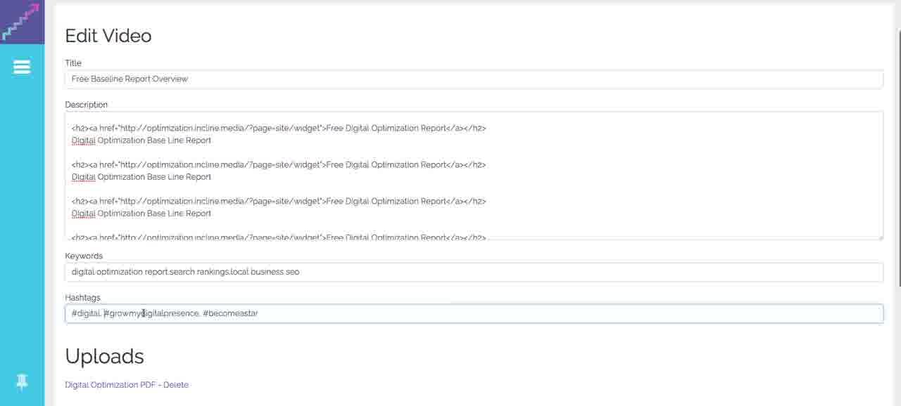 pdf optimization for search