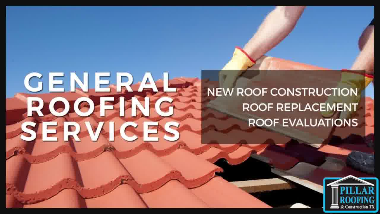 roof repair and maintenance services dallas fort worth