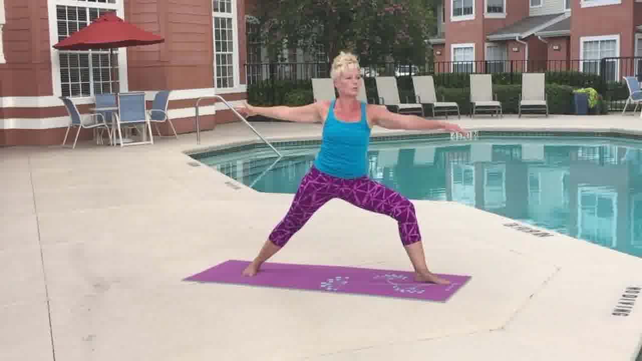 Yoga For Weight Loss - 12 M...