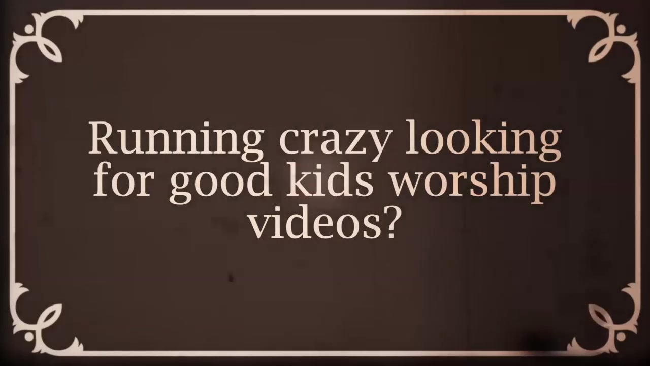 real worship for kids
