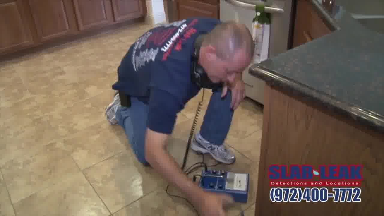 leak detection royse city tx