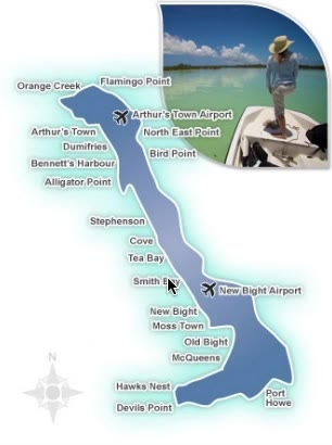 Cat Island Airports