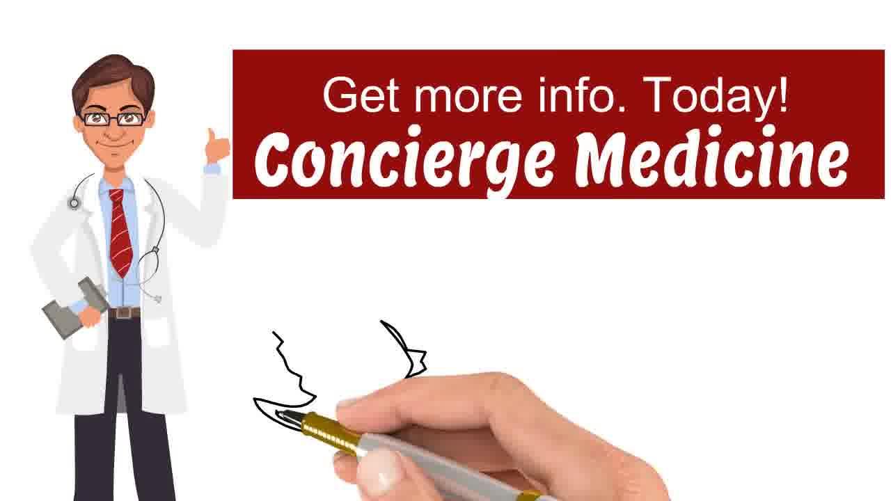 what is concierge medicine