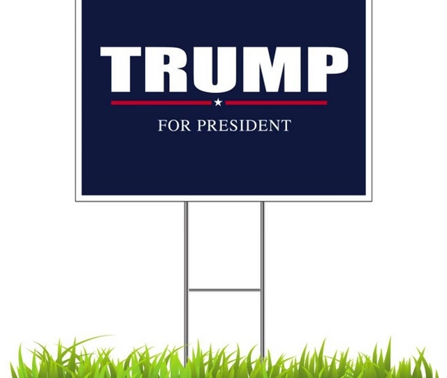 Wholesale Donald Trump Yard...