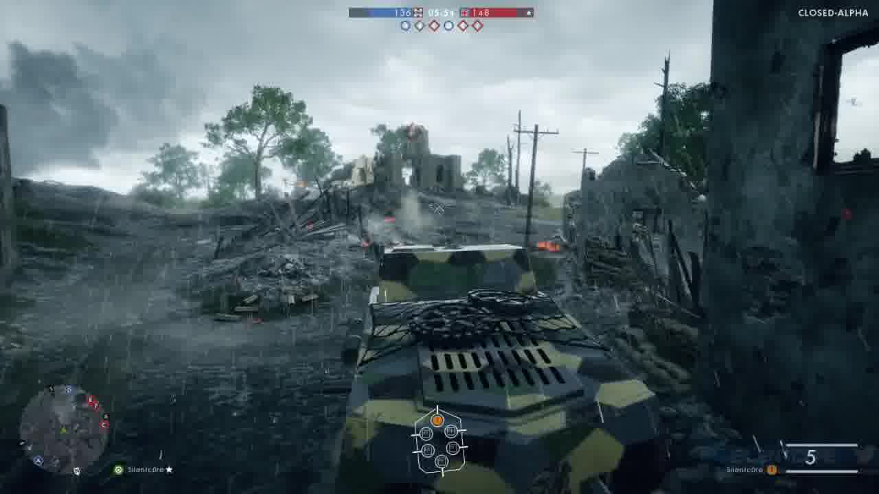 battlefield 1 xbox one gameplay