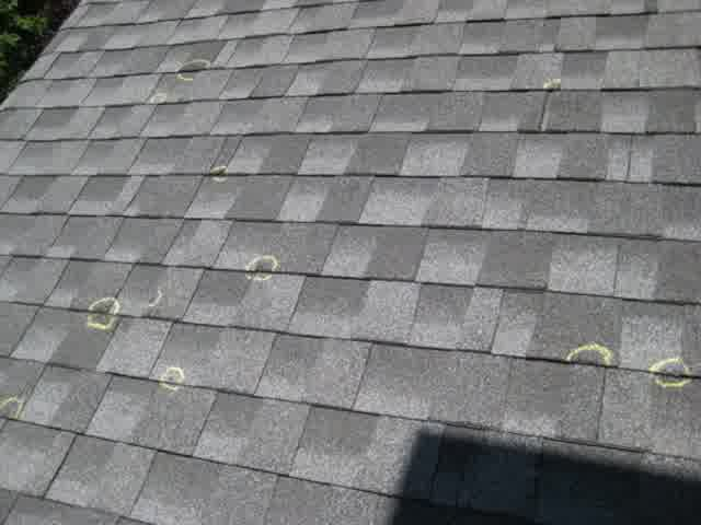 Texas Storm Roof Damage