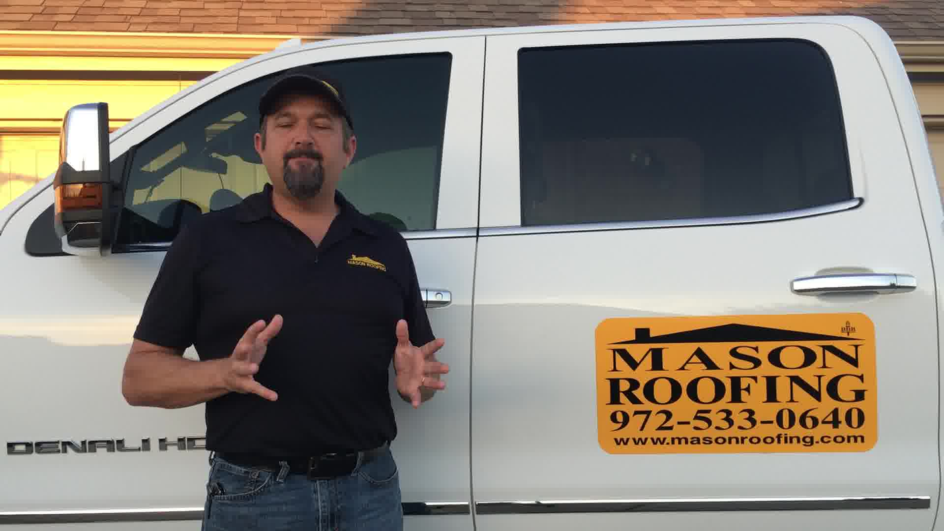best roofing company lake dallas tx for hail storm damage