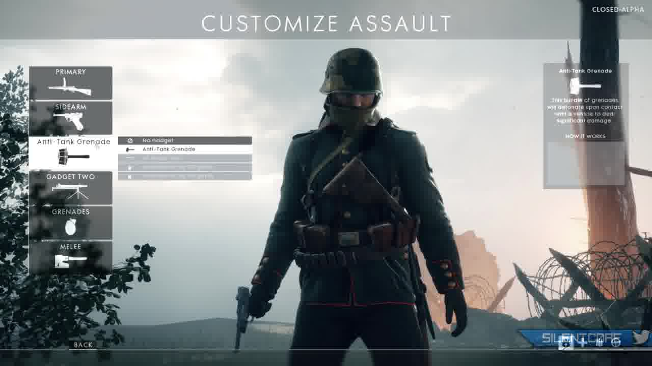 battlefield1 melee weapons