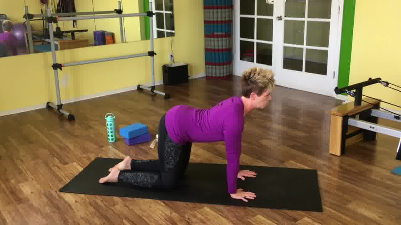 10 Minute Daily Yoga, on th...