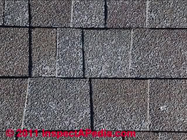 Signs of Roof Damage in Texas